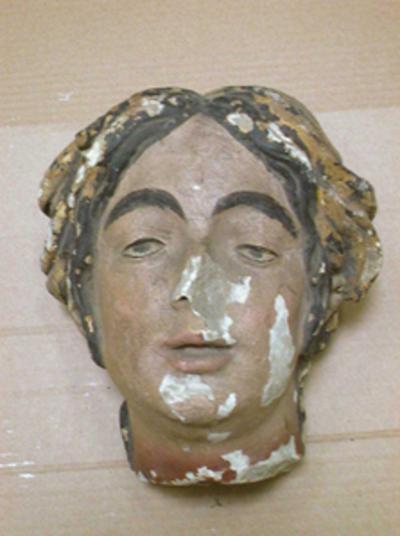 Hoofd van Johannes de doper