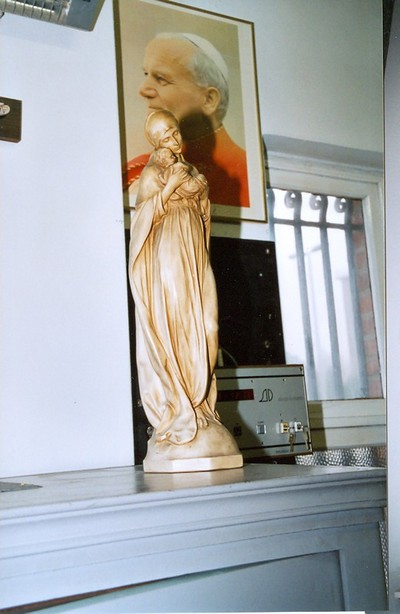 H. Maria met kindje Jezus