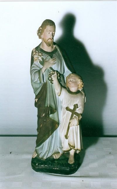 H. Jozef met Kind