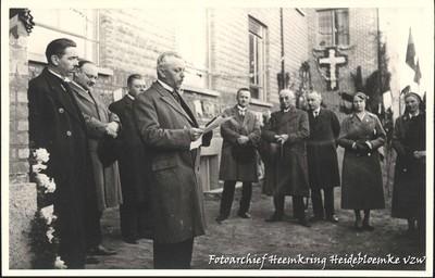 Genk Intrede Dochters van het Kruis in het Sint-Jansziekenhuis