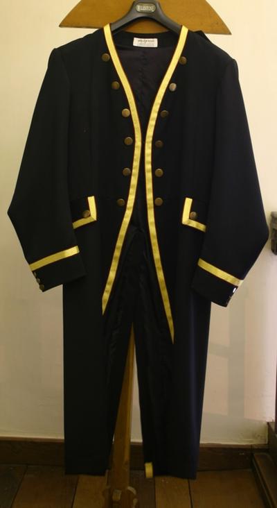 Suisse kostuum