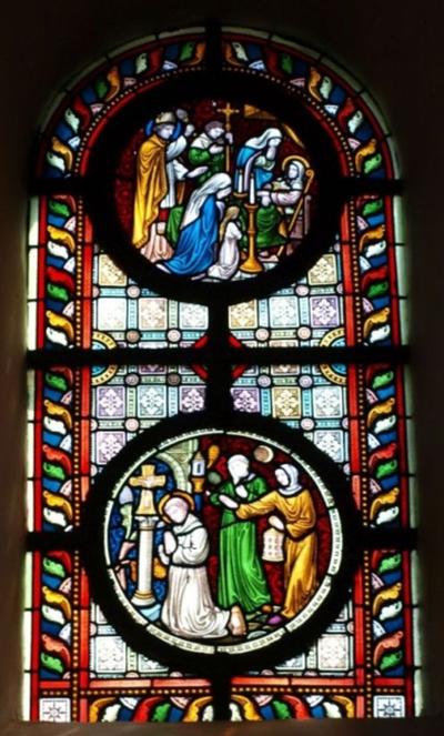 Uit het leven van de Heiligen van Wintershoven