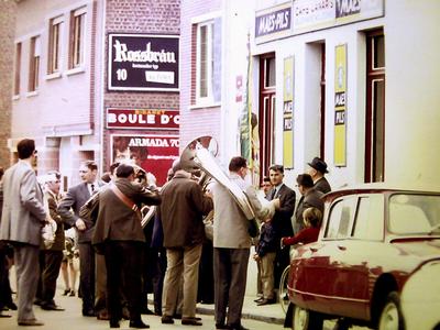 Wezembeek-Oppem : Oude straatbeelden.