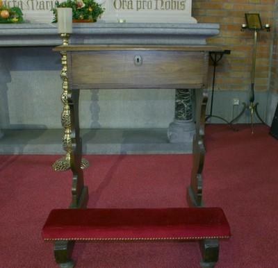 bidstoelen