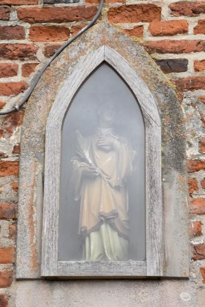 Beeld Sint Laurentius