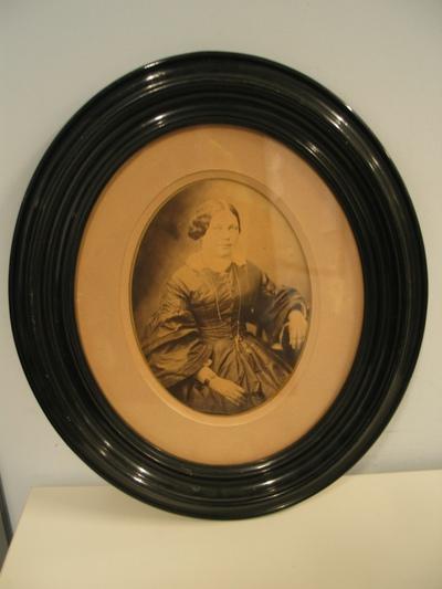 Portret van Maria Josepha Verbist