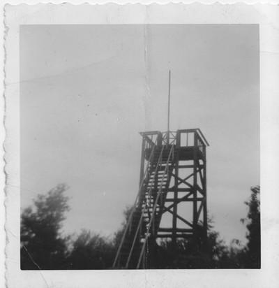 Toeristische uitkijktoren in Galmaarden