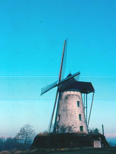 Windmolen van Hondzocht in Lembeek