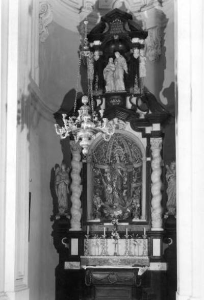 Altaar kapel heilige Anna