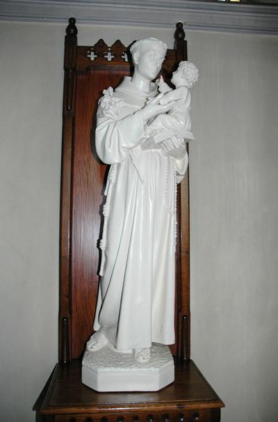 H. Antonius met Jezuskind