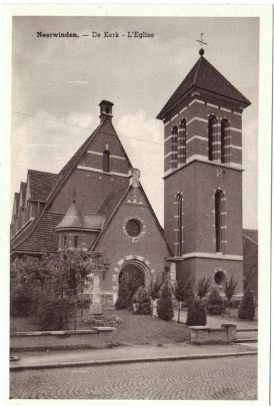 Neerwinden - De Kerk - L'Eglise