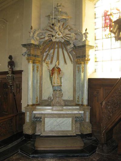 Sint-Augustinusaltaar