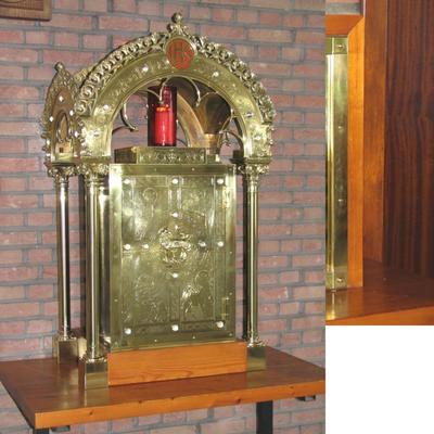 tabernakels (christelijke gebouwen)