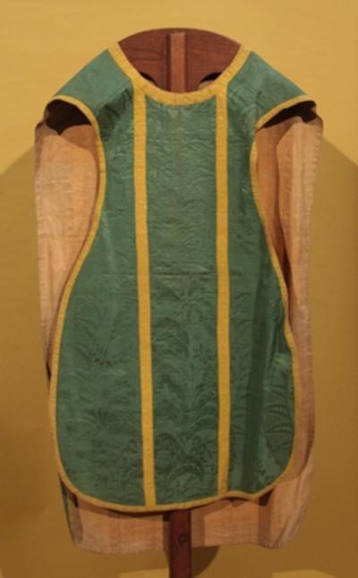 Groene kazuifel