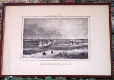 Camp de Beverloo - Quartier D'Infanterie.