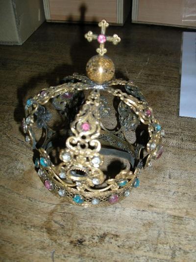 kroon voor OLV-beeld