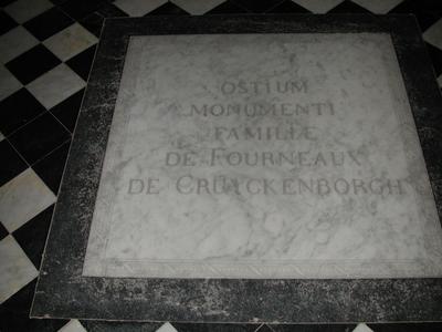 grafsteen de Fourneaux