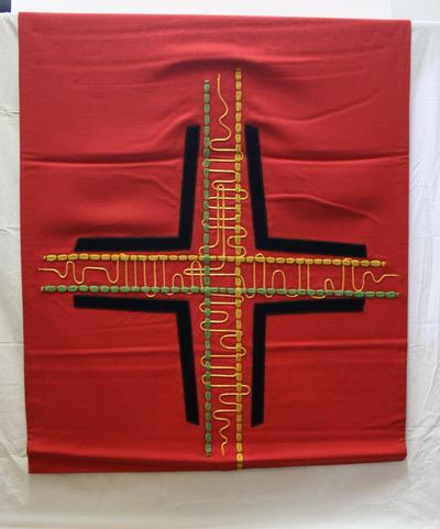 Rood altaar- en lezenaarsantependium