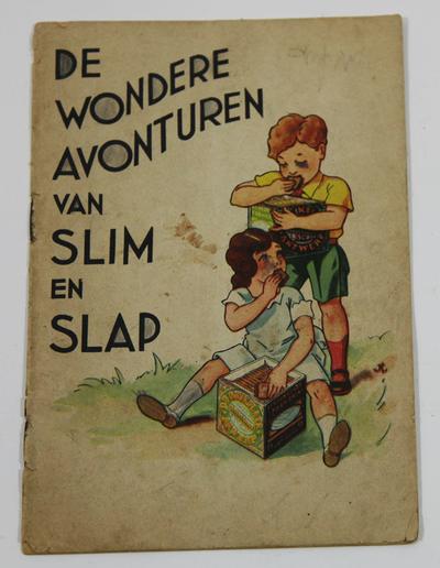De wondere avonturen van Slim en Slap