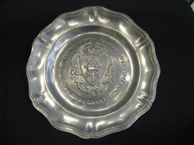 tinnen bord - Championnat Belgique