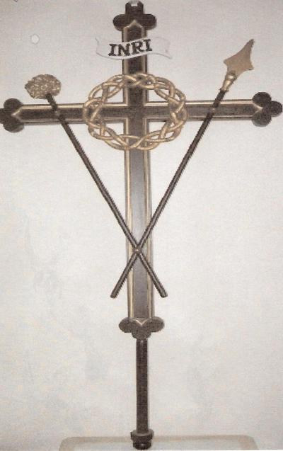 Kruis van de kruisweg