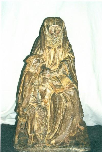 beeldengroep Sint-Anna ten Drieën