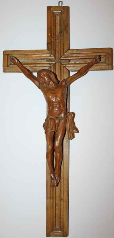 Twee kruisbeelden