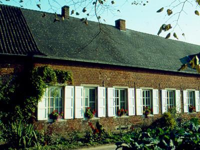 hoeve 'Beekmanshof' in Sint-Kwintens-Lennik