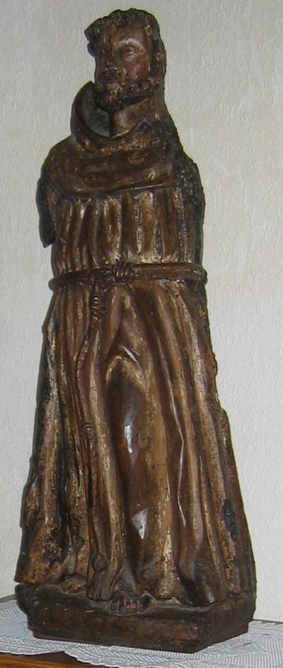 Beeld H. Franciscus