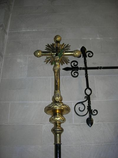 kruisbeeld processiekruisen