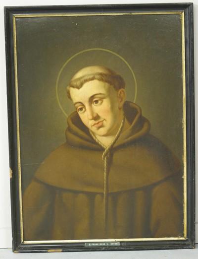 Martelaar van Gorcum, heilige Franciscus van Brussel
