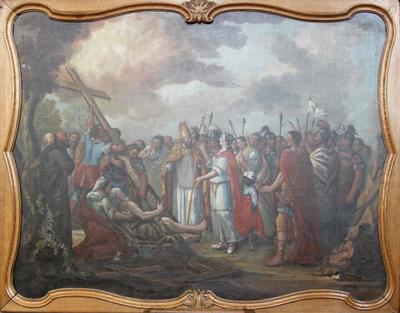 Erkenning van het Ware Kruis door keizerin Helena