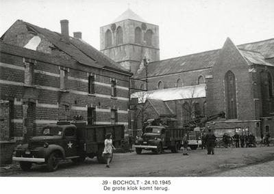 BOCHOLT - 24.10.1945