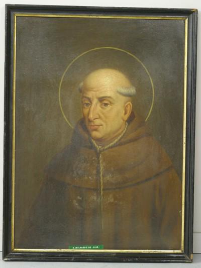 Martelaar van Gorcum, heilige Willehadus van Denemarken