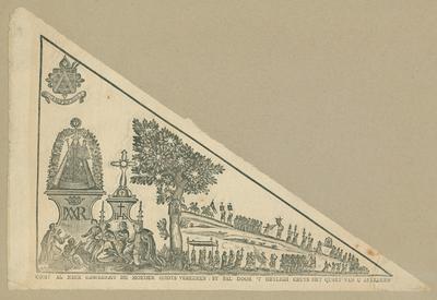 Bedevaartvaantje, Onze-Lieve-Vrouw en Heilig Kruis, Kampenhout