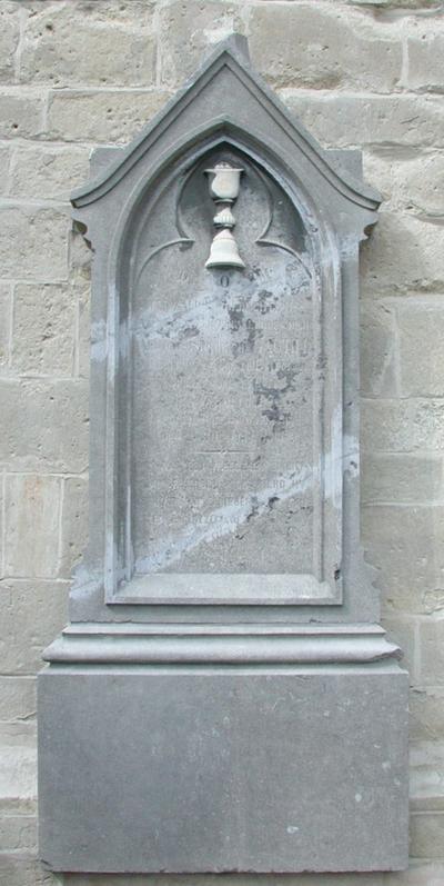 grafmonument Cautier