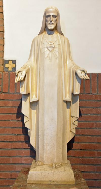 Christus met Heilig Hart