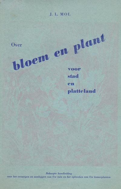 Bloem en plant voor stad en platteland