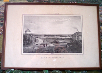 Camp de Beverloo - Camp D'Artillerie.