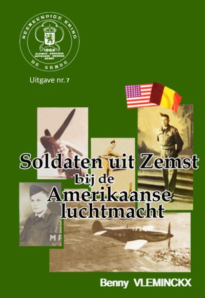 Soldaten uit Zemst bij de Amerikaanse luchtmacht 1945-1946