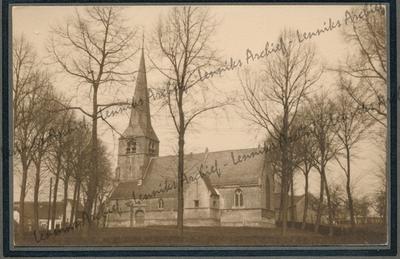 kerk St-Anna-Pede