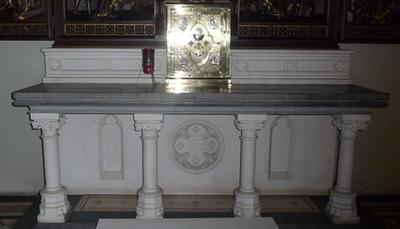 Altaar van de Sint Pieterskapel