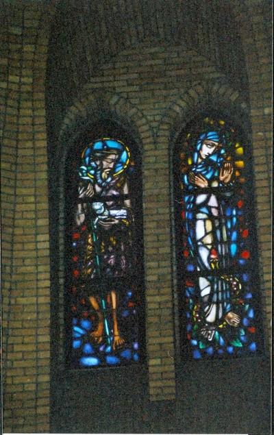 H. Jozef en H. Maria
