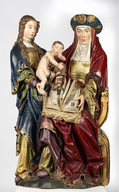 beeld Sint-Anna-Ten-Drieën