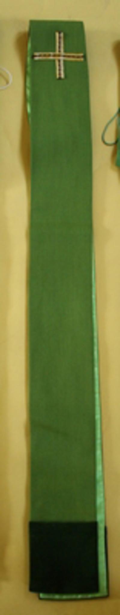 Groene stola