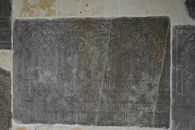 Grafsteen Godefridus van de Wildegracht