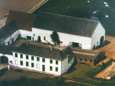 Hoeve 'Hof ter Kammen' in Bogaarden