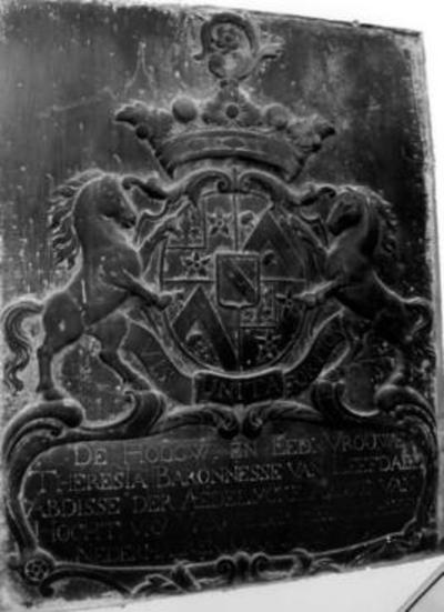 Gedenksteen van Theresia van Leefdael