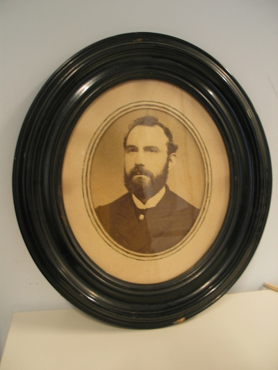 portret van Frans Jozef Seldeslachts