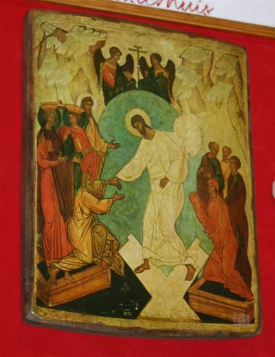 Verrijzenis van Christus/ Nederdaling ter helle